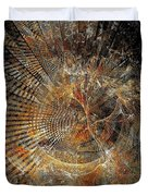 Abstraction 473-09-13 Marucii Duvet Cover