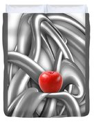 Abstraction 487-10-13 Marucii Duvet Cover