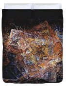 Abstraction 562-11-13 Marucii Duvet Cover