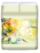 Abstraction 585-11-13 Marucii Duvet Cover