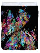Abstraction 587 - Marucii Duvet Cover
