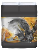 Abstraction 590-11-13 Marucii Duvet Cover