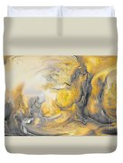 Abstraction 592-11-13 Marucii Duvet Cover