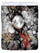 Abstraction 664 - Marucii Duvet Cover