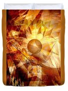Abstraction072-13 Marucii  Duvet Cover