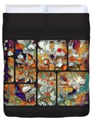 Abstractionnel -29a02 Duvet Cover