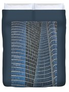 Abu Dhabi Investment Authority Duvet Cover