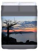 Acadia Sunrise 2 Duvet Cover