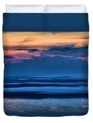 Acadia Sunrise Duvet Cover