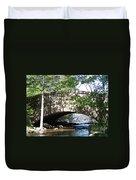 Acadian Stream_100_1934 Duvet Cover