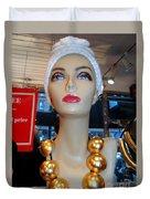 Accent Necklace Duvet Cover