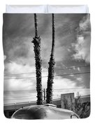 Ace Trailer Palm Springs Duvet Cover