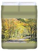 Acorn Lake 002 Duvet Cover