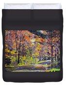Acorn Lake Series 001 Duvet Cover