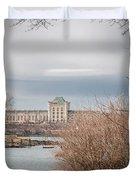 Across The River Duvet Cover