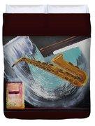 Acrylic Msc 036  Duvet Cover