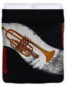 Acrylic Msc 117 Duvet Cover