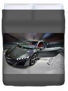 Acura N S X Sh Concept 2013 Duvet Cover