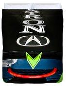 Acura Patron Car Hood Duvet Cover