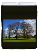 Adare Manor Grounds Duvet Cover