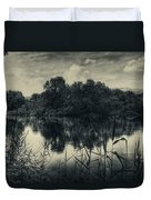 Adda River 3 Duvet Cover