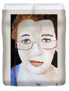 Addie Two Duvet Cover