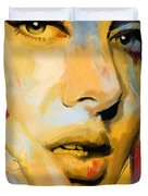 Adele Duvet Cover by Corporate Art Task Force