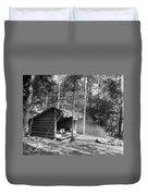 Adirondacks Cabin, C1909 Duvet Cover
