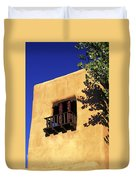 Adobe And Ristras Duvet Cover