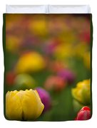 Advent Of Spring Duvet Cover