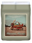Adventure Air Duvet Cover by Cindy Thornton