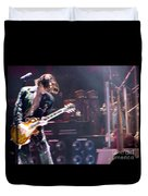 Aerosmith - Joe Perry - Dsc00052 Duvet Cover