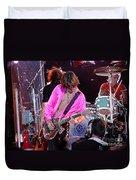 Aerosmith - Joe Perry -dsc00121 Duvet Cover