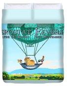 Aerostat Reveillion Duvet Cover