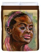 African American 3 Duvet Cover