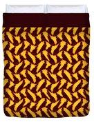 African Buddha Duvet Cover