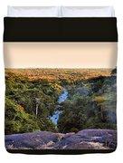 African Forest Duvet Cover