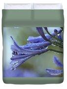 African Lilies  Duvet Cover