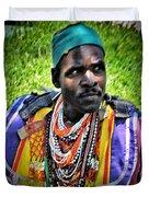 African Look Duvet Cover