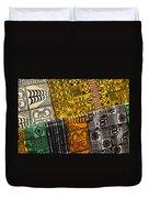 African Prints Duvet Cover