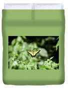 Afternoon Butterfly Duvet Cover