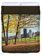 Afternoon Delight Duvet Cover by Bill Wakeley