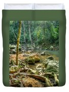 Afternoon In The Jungle Duvet Cover