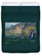 Afternoon In Yosemite Duvet Cover