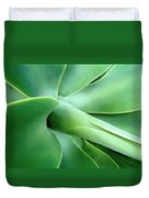 Agave Heart Duvet Cover
