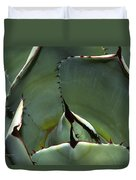 Agave Up Close Duvet Cover