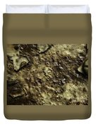 Aged Abstract Duvet Cover