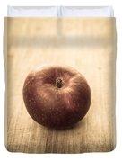 Aged Apple Duvet Cover