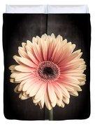 Aster Flower Duvet Cover