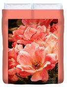 Aged Rose  Duvet Cover
